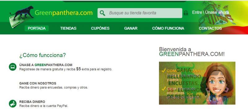 Trabajar en Green Panthera