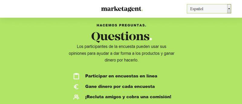 Trabajar en Marketagent