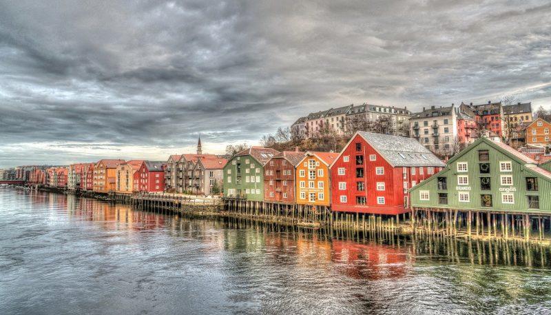como trabajar en Noruega