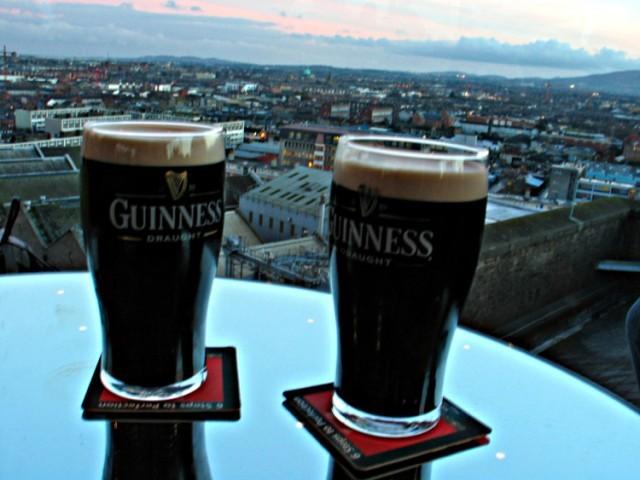 Guinness fabrica dublin
