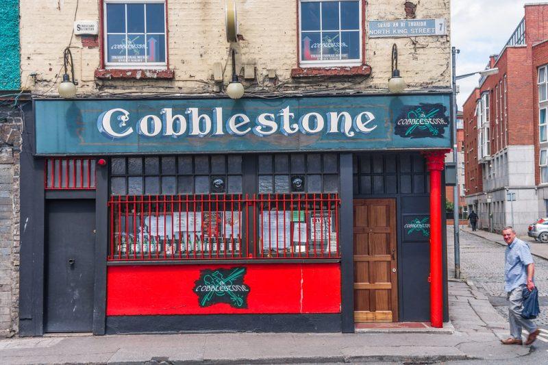 The Cobblestone Pub