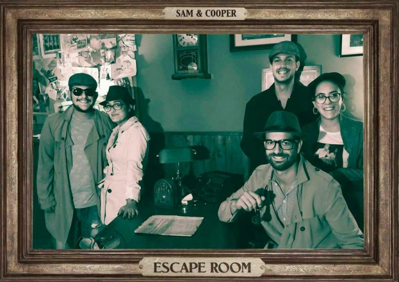 escape room sam cooper sevilla