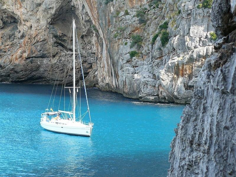 Ruta en barco desde Denia