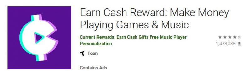 Current cash app