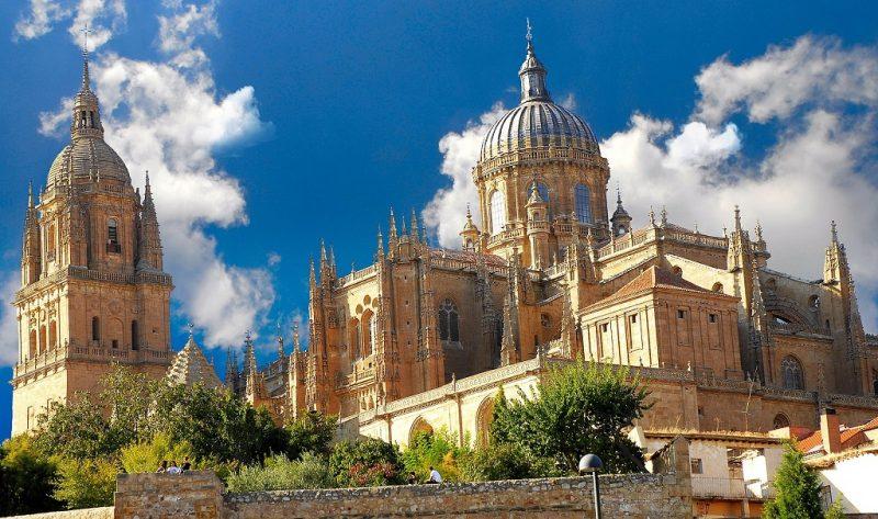Que ver en Salamanca catedral